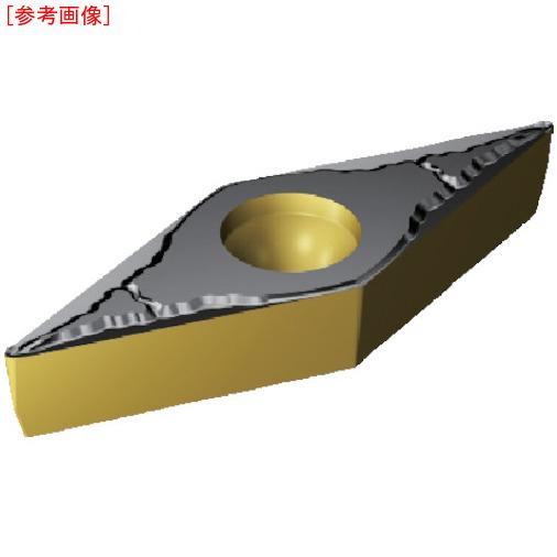 サンドビック 【10個セット】サンドビック コロターン107 旋削用ポジ・チップ 4235 VBMT160408PM-5