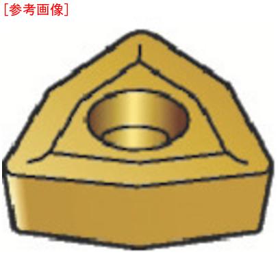 サンドビック 【10個セット】サンドビック コロマントUドリル用チップ 235 WCMX08041256