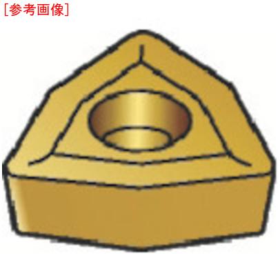 サンドビック 【10個セット】サンドビック コロマントUドリル用チップ 3040 WCMX080412R5-3
