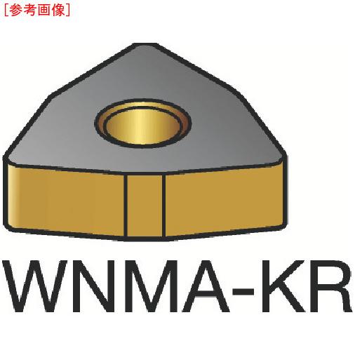 サンドビック 【10個セット】サンドビック T-Max P 旋削用ネガ・チップ 3210 WNMA080412KR-2