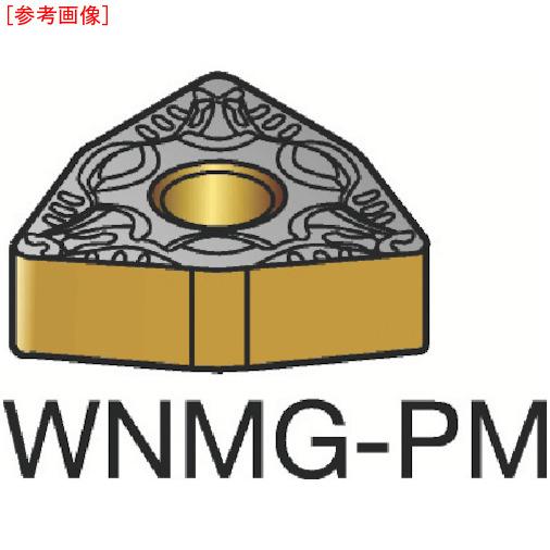 サンドビック 【10個セット】サンドビック T-Max P 旋削用ネガ・チップ 4235 WNMG080412PM-4