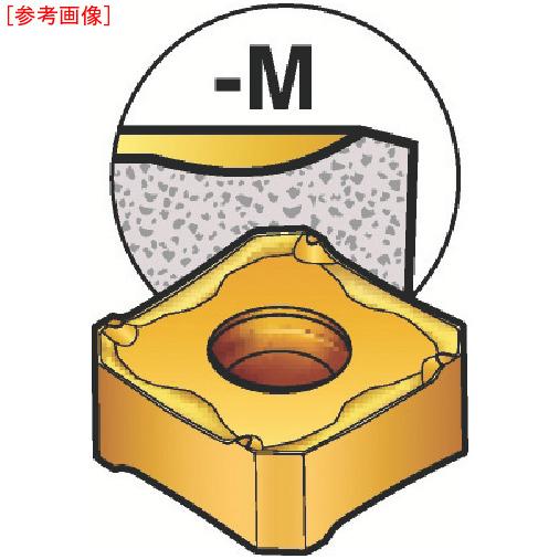 サンドビック 【10個セット】サンドビック コロミル345用チップ 3040 345R1305MKM-1
