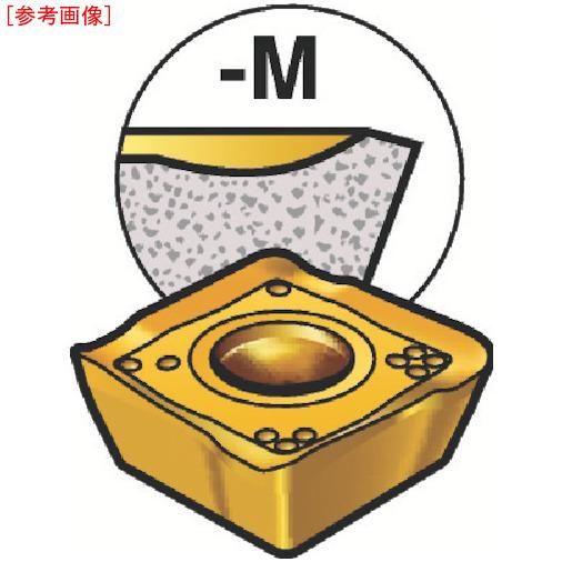 サンドビック 【10個セット】サンドビック コロミル490用チップ 1020 490R140412MP-1