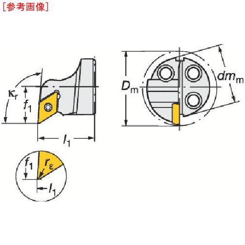 サンドビック サンドビック コロターンSL コロターン111用カッティングヘッド 570SDUPL2007