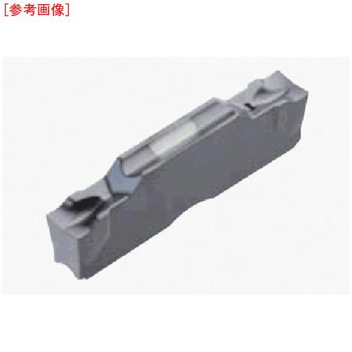 タンガロイ 【10個セット】タンガロイ 旋削用溝入れTACチップ AH725 DGS2-020-6L