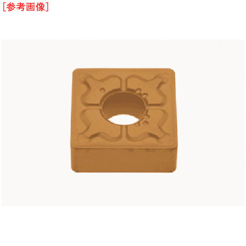 タンガロイ 【10個セット】タンガロイ 旋削用M級ネガTACチップ COAT SNMG120404-T-1