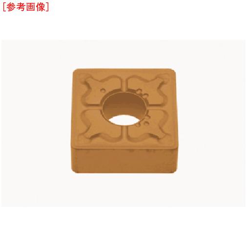 タンガロイ 【10個セット】タンガロイ 旋削用M級ネガTACチップ COAT SNMG150608-TM