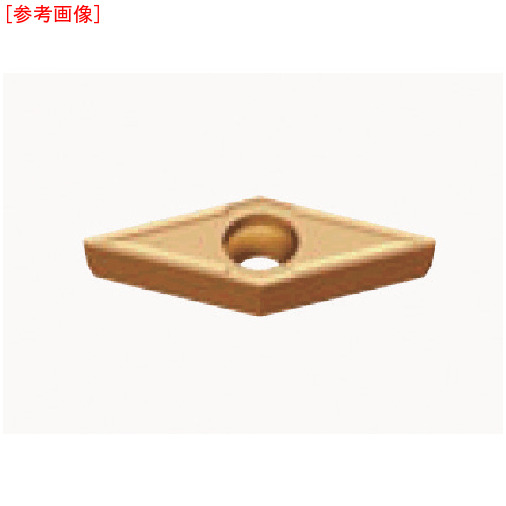 タンガロイ 【10個セット】タンガロイ 旋削用M級ポジTACチップ T5115 VCMT160408-CM