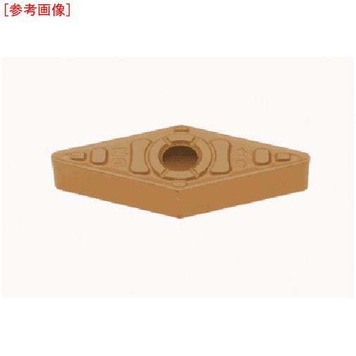 タンガロイ 【10個セット】タンガロイ 旋削用M級ネガTACチップ COAT VNMG160408-D-1