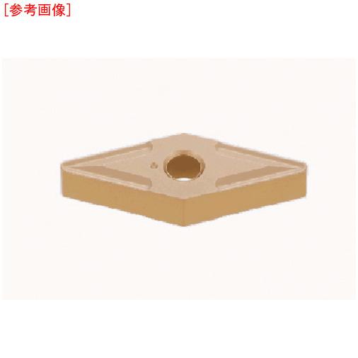 タンガロイ 【10個セット】タンガロイ 旋削用M級ネガTACチップ COAT VNMG160412-1