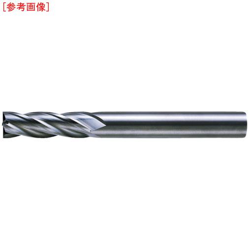 三菱マテリアルツールズ 三菱K 4枚刃超硬センタカットエンドミル(セミロング刃長) ノンコー 6.5mm C4JCD0650