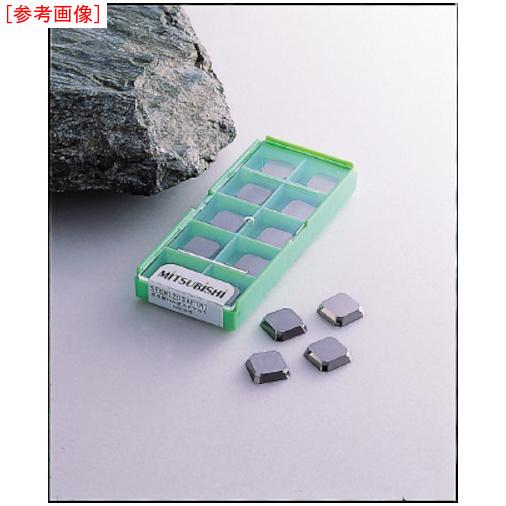 三菱マテリアルツールズ 【10個セット】三菱 フライスチップ NX4545 TECN2204PETR-2
