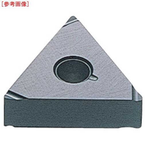 三菱マテリアルツールズ 【10個セット】三菱 P級超硬旋削チップ HTI10 TPGH110304R--1