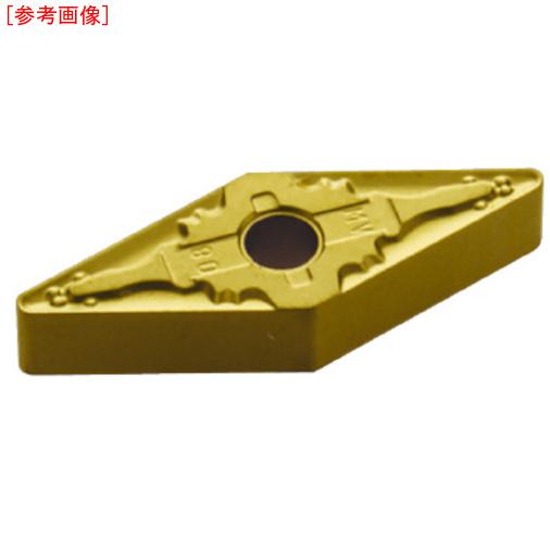 三菱マテリアルツールズ 【10個セット】三菱 M級PVDコート旋削チップ VP45N VBMT110308-M-6