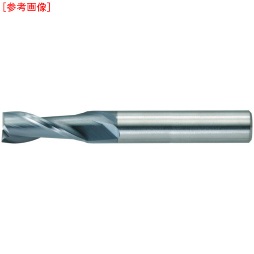 ユニオンツール ユニオンツール 超硬エンドミル スクエア φ9.5×刃長19 C-CES 4560295027244