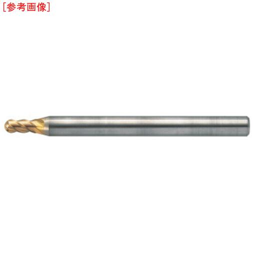 ユニオンツール ユニオンツール 超硬エンドミル ボール R5×刃長15 4560295058460