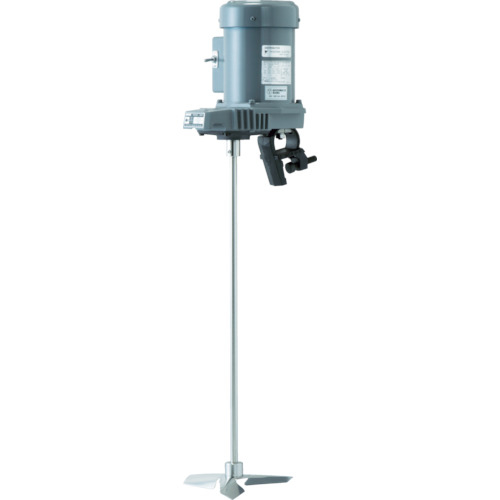 佐竹化学機械工業 佐竹 可搬型かくはん機(PSE対応)サタケポータブルミキサー A720-0.1BS
