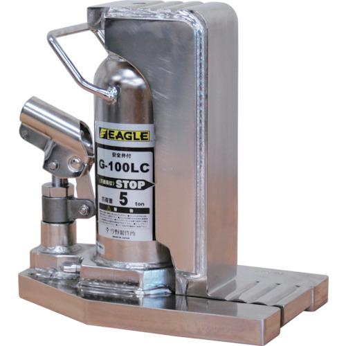 高い素材 今野製作所 イーグル クリーンルームレバー回転爪つきジャッキ 爪能力5t 爪ロングタイプ G-100LC:激安!家電のタンタンショップ-DIY・工具