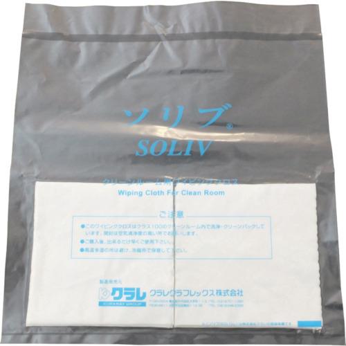 クラレリビング クラレ ソリブ 120mm×120mm (1Cs(箱)=400枚入) SOLIV-1212
