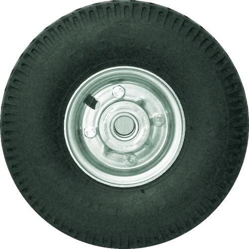 ヨドノ ヨドノ ノーパンク発泡ゴムタイヤ HAL350-5-4P