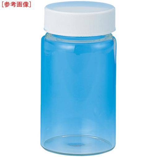 東京硝子器械 TGK ねじ口管瓶 白 SV-50A(50個入) 717040509