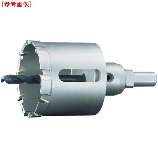 ユニカ ユニカ 超硬ホールソー メタコアトリプル(ツバ無し)75mm MCTR75TN