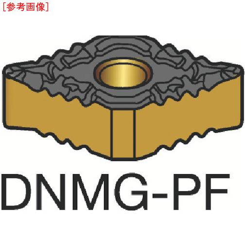 サンドビック 【10個セット】サンドビック T-Max P 旋削用ネガ・チップ 5015 DNMG150604PF-4