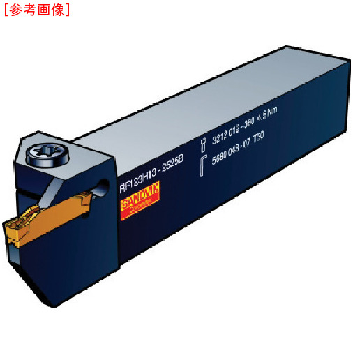 サンドビック サンドビック コロカット1・2 突切り・溝入れ用シャンクバイト LF123L162525BM