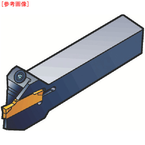 サンドビック サンドビック コロカット1・2 小型旋盤用突切り・溝入れシャンクバイト RF123E171616BS