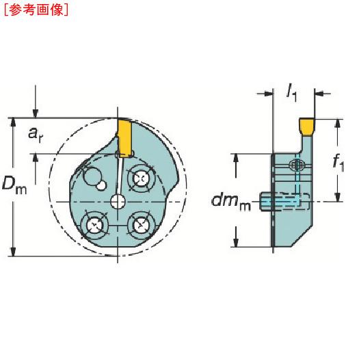 サンドビック サンドビック コロターンSL T-Max Q-カット用カッティングヘッド 57040R151.30950