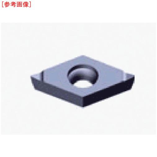 タンガロイ 【10個セット】タンガロイ 旋削用G級ポジTACチップ SH730 DCET11T3018MFNJ