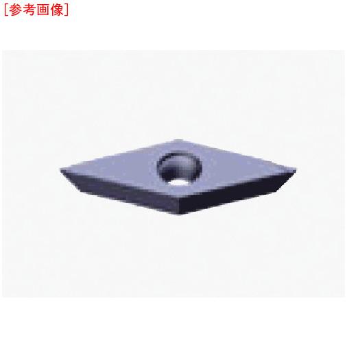 タンガロイ 【10個セット】タンガロイ 旋削用G級ポジTACチップ SH730 VPET080201MFRJR