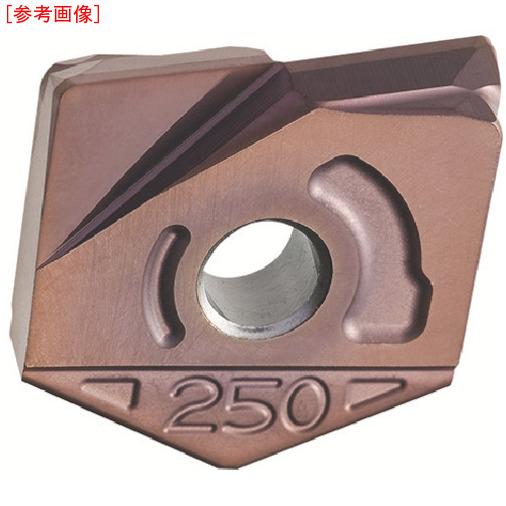 日立ツール 【2個セット】日立ツール カッタ用インサート ZCFW250-R0.3 PTH08M PTH08M ZCFW250R0.3-2