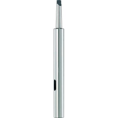 トラスコ中山 TRUSCO ドリルソケット焼入研磨品 ロング MT1XMT3 首下200mm TDCL13200