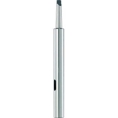 トラスコ中山 TRUSCO ドリルソケット焼入研磨品 ロング MT3XMT3 首下150mm TDCL33150
