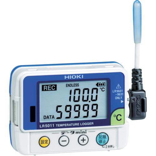 日置電機 HIOKI 温度ロガー LR5011