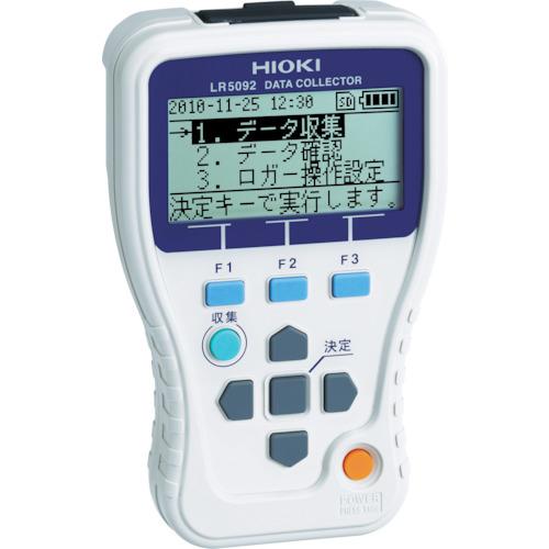 日置電機 HIOKI データコレクタ LR5092