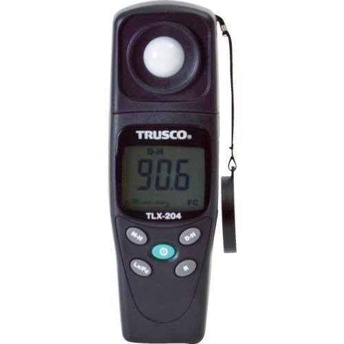 トラスコ中山 TRUSCO デジタル照度計 TLX204