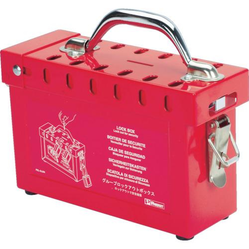 パンドウイットコーポレーション パンドウイット グループロックアウト用ボックス (1個=1箱) PSLGLBN