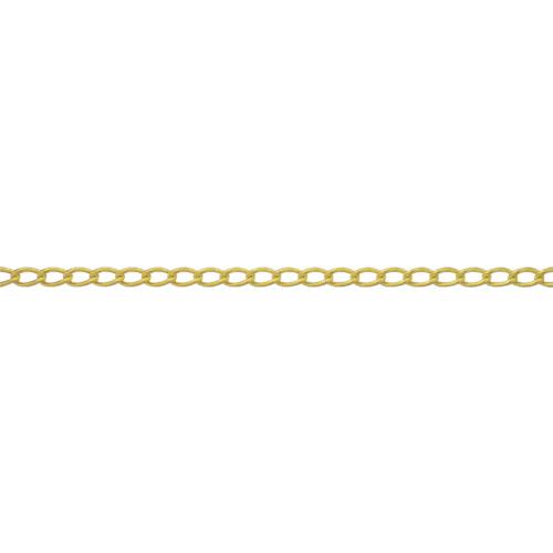 ニッサチェイン ニッサチェイン 真鍮キリンスマンテルチェイン 2mm×30m BM20