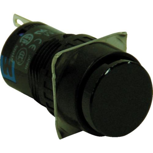 IDEC IDEC φ16丸形押しボタンスイッチ AB6MM1B