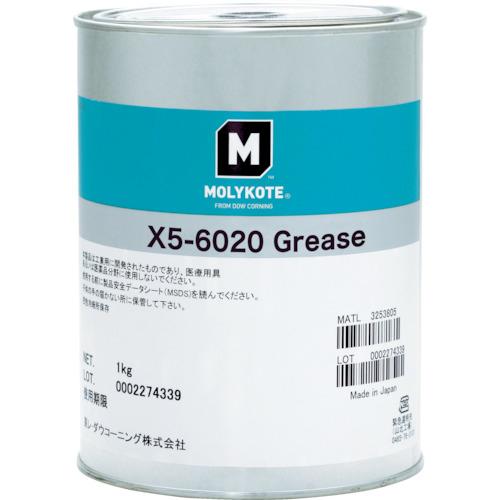 東レ・ダウコーニング モリコート 樹脂用 X5-6020グリース 1kg X5602010