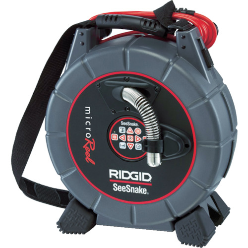 Ridge Tool Compan RIDGID モニター用マイクロリールL100C 30M 35183