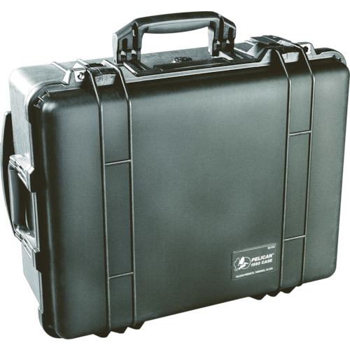 PELICAN PRODUCTS PELICAN 1560 (フォームなし)黒 560×455×265 1560NFBK【納期目安:納期未定】