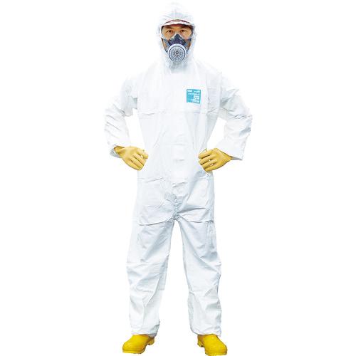重松製作所 シゲマツ 使い捨て化学防護服 MG2000P XL(10着入り) MG2000PXL MG2000PXL
