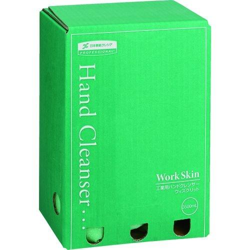 日本製紙クレシア クレシア 工業用クレンザー ウィズグリット 05114
