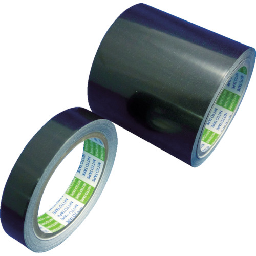 日東電工 日東 超高分子量ポリエチレン4430(黒) 基材厚み0.25mm×100mm×1 4430BX25X100