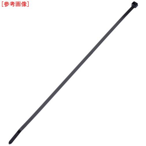 パンドウイットコーポレーション パンドウイット ナイロン結束バンド 耐候性黒(100本入)幅7.6厚さ1.9mm PLT9LHC0