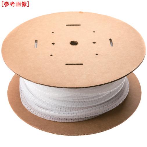 パンドウイットコーポレーション パンドウイット 電線保護材 パンラップ ナチュラル PW100FC