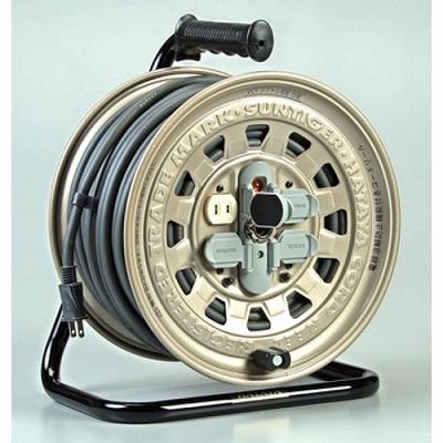 ハタヤリミテッド ハタヤ サンタイガーリール 標準型・温度センサー付 GT-50 4930510204048